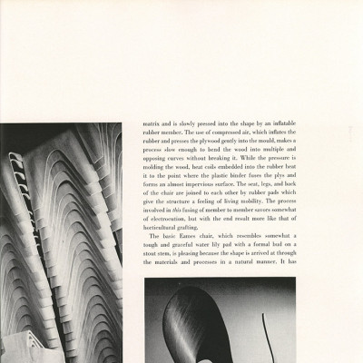 Page 4 of article on Charles and Ray Eames - Portfolio 1950