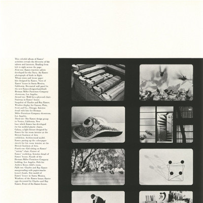 Page 7 of article on Charles and Ray Eames - Portfolio 1950