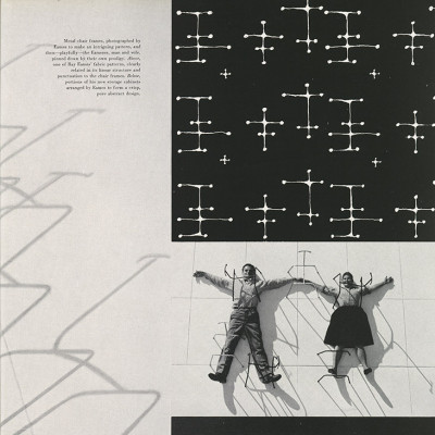 Page 12 of article on Charles and Ray Eames - Portfolio 1950