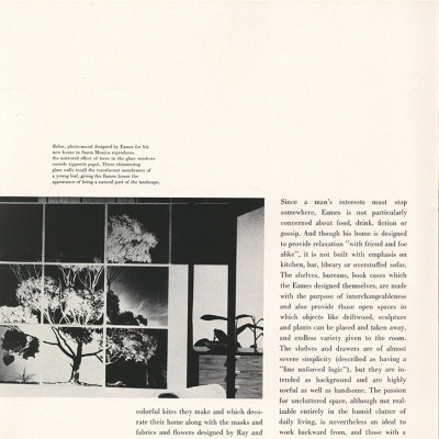 Page 13 of article on Charles and Ray Eames - Portfolio 1950