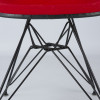 Red 1970s Herman Miller Eames DSR Eiffel Side thumbnail