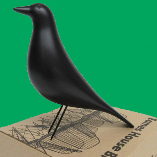 The Eames House Bird