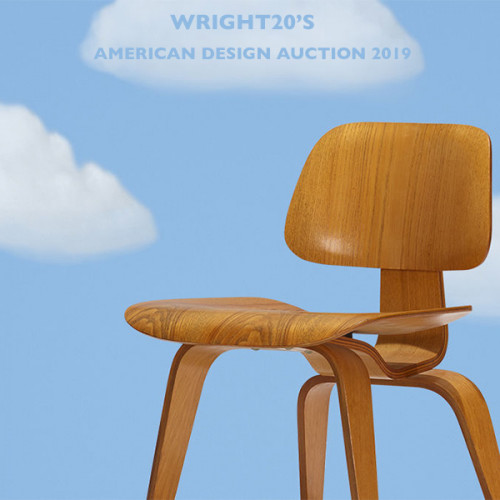 American Design Auction by Wright20 - Eames Auction
