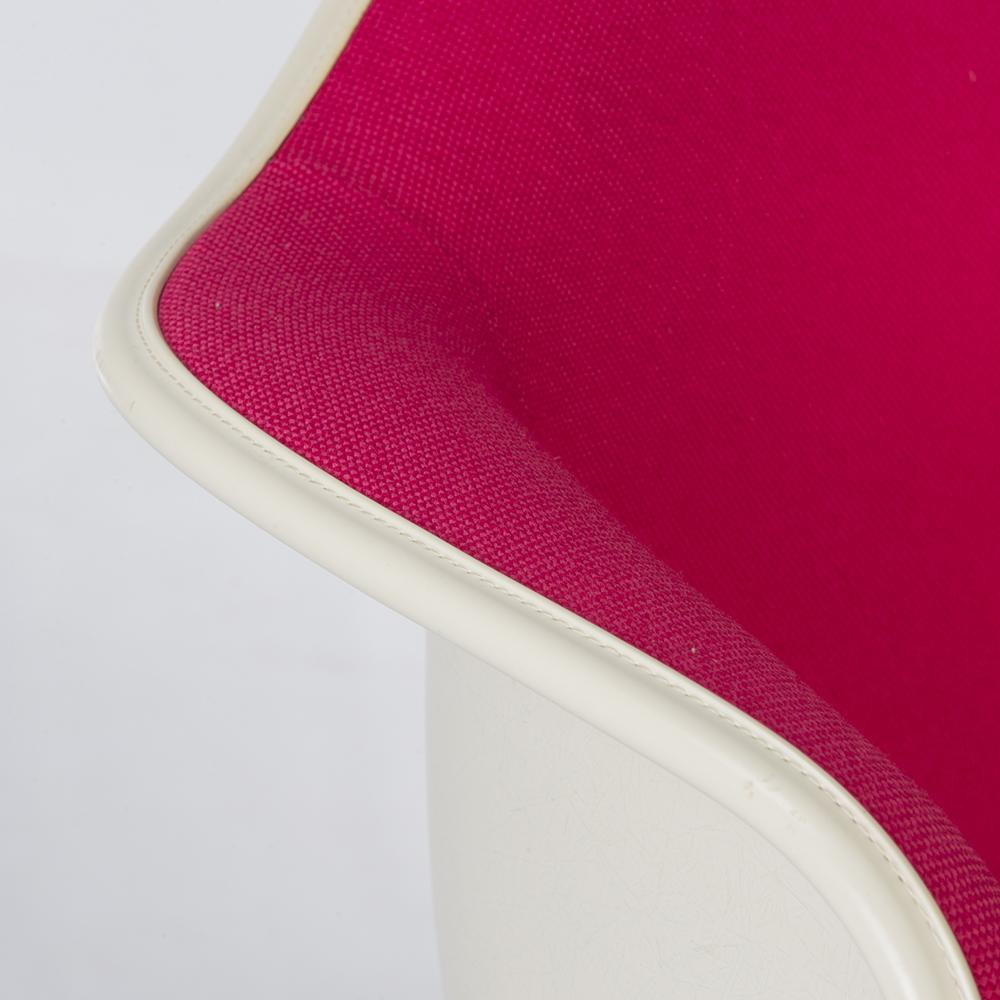 Pink 2010s Herman Miller Eames RAR Rocking Arm