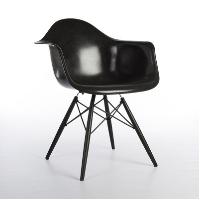 Recent 2014 Edition of Herman Miller Fiberglass DAW Chair