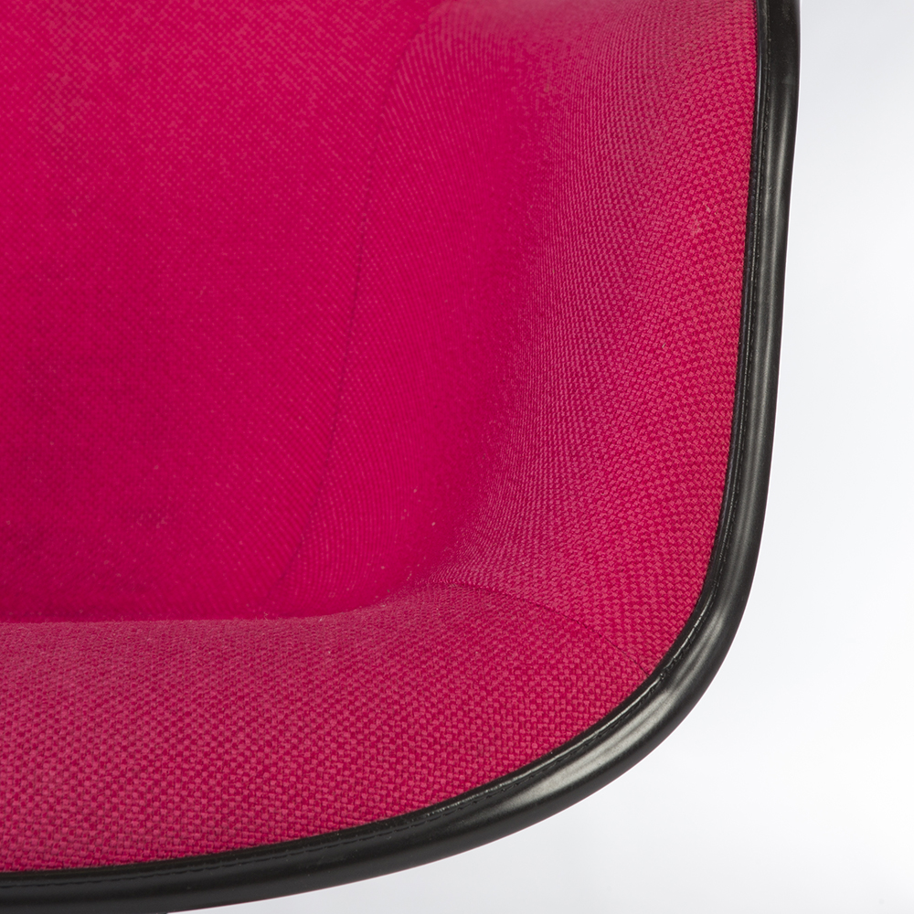 Pink 2010s Herman Miller Eames RAR Rocking Arm