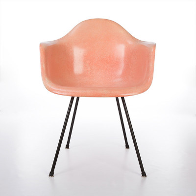 First Edition Eames Dining X Base Chair (DAX)