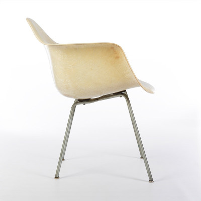 1950 Eames SAX Standard Height X Base Arm Chair