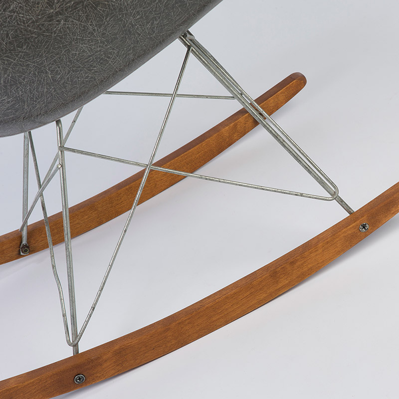 1st generation of Eames Herman Miller RSR rocking base