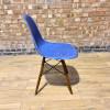 Ultramarine Blue Herman Miller Eames DSW Dowel Side thumbnail