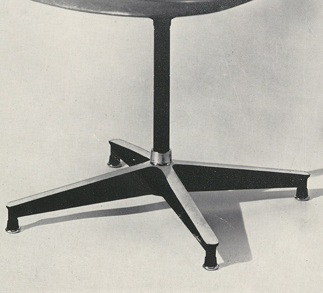 First generation PAC base from release in 1953 to 1957