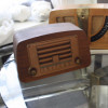 Tan Dark Brown 1940s Eames Eames Plywood Radios thumbnail