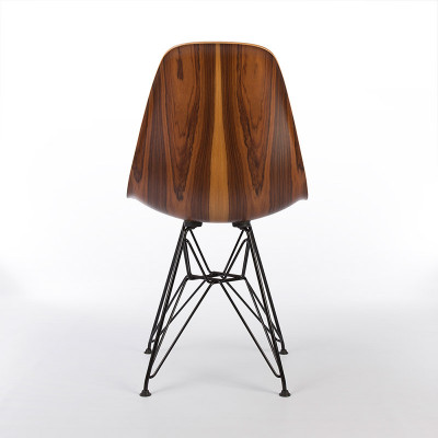 Recent Herman Miller Santos Palisander plywood DSR