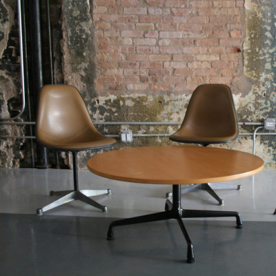 Upholstered second gen PSC (image courtesy of Circa Modern)