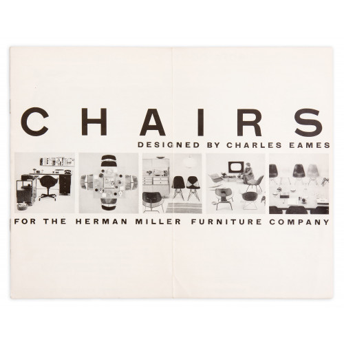 Chairs By Charles Eames - 1955