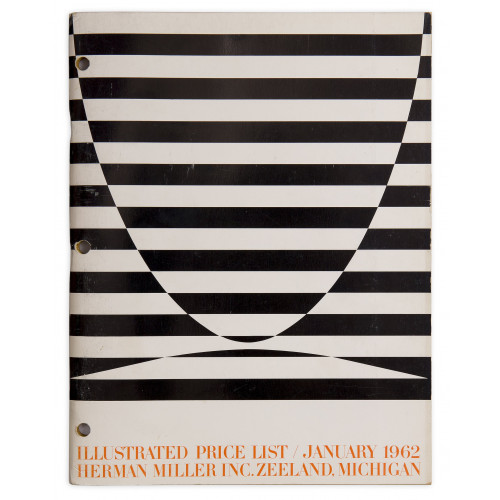 HM Illustrated Price List - 1962