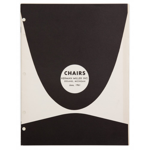Herman Miller Chairs - Jun 1961