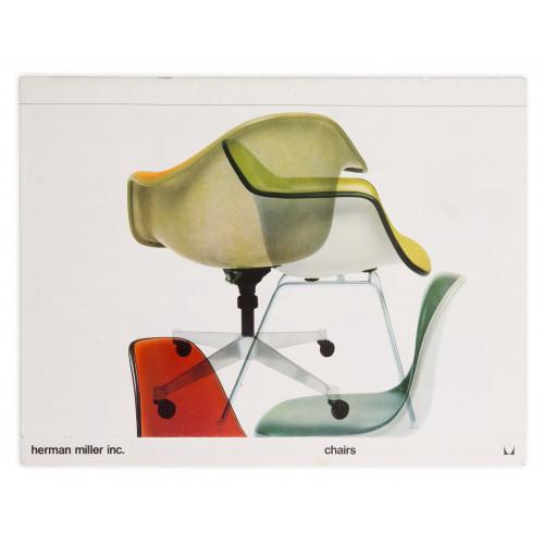 Herman Miller Chairs - 1968