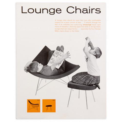 HM Lounge Chairs - 1959
