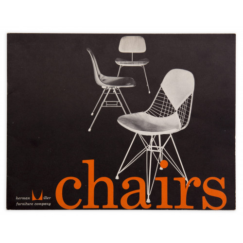 Herman Miller Chairs - 1957