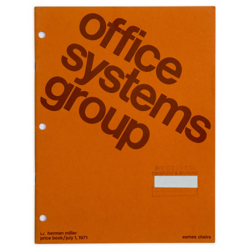 Office Systems Group - 1971