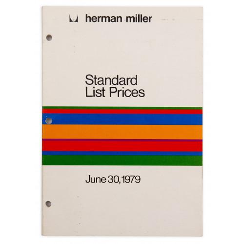 Standard List Prices - 1979