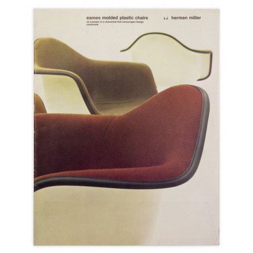 Molded Plastic Chairs - 1977