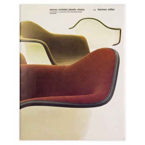 HM Molded Plastic Chairs - 1971