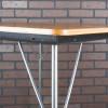 Wooden 1950s Herman Miller Eames DTM - Rectangular Dining Table thumbnail