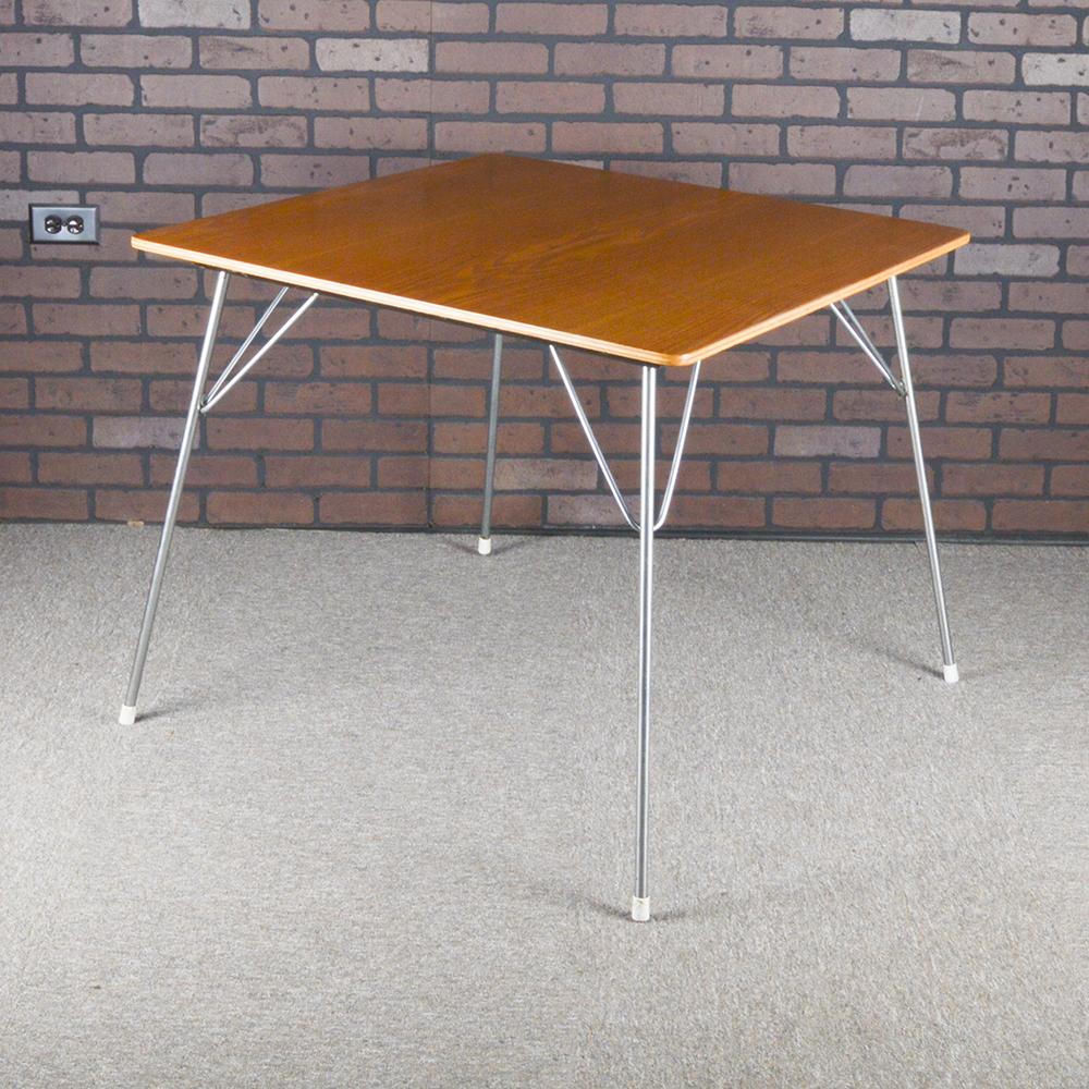 Wooden 1950s Herman Miller Eames DTM - Rectangular Dining Table