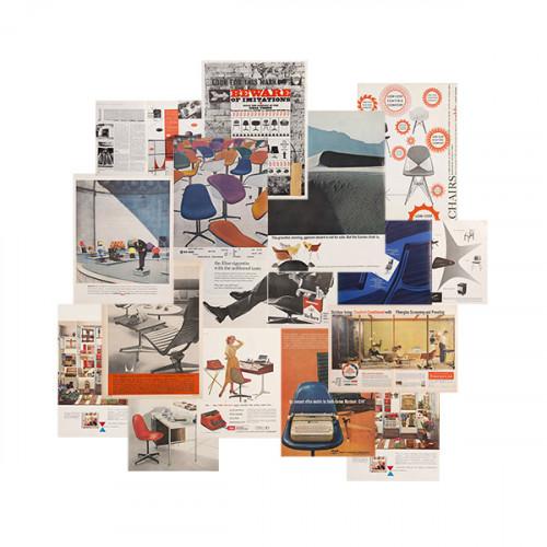 Eames Era Print Ads