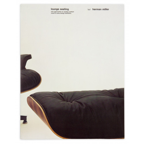 HM Eames Lounge Seating - 1977
