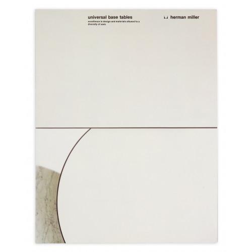 HM Universal Base Tables - 1976