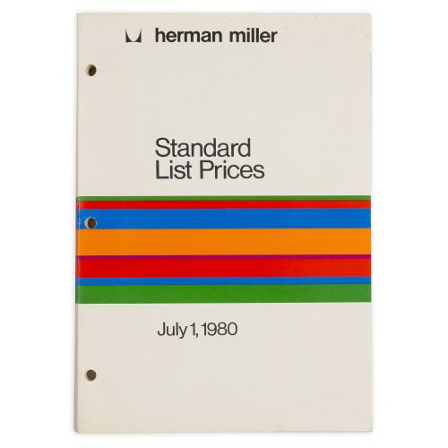 HM Standard Prices - 1980
