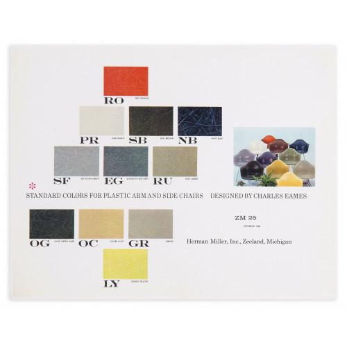 HM Shell Colours ZM25 - 1960