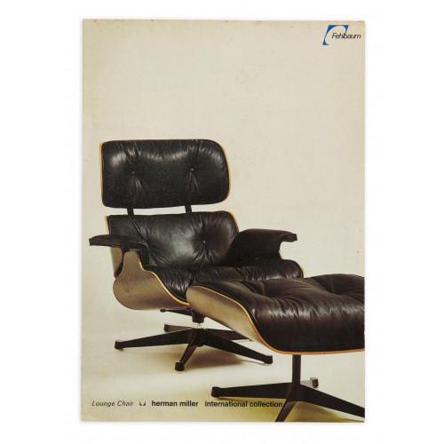 Lounge Chair – Fehlbaum