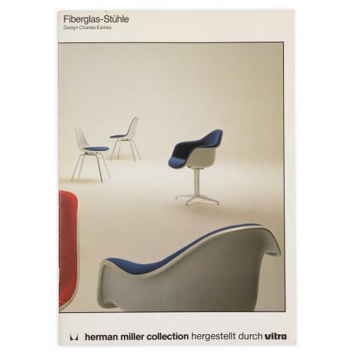 Fiberglass Chairs – Vitra